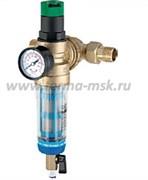 Фильтр промывной с системой очистки и регулятором давления ProFactor FS 880