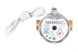 Счетчик воды бытовой универсальный ЭКО НОМ-15-80И (импульсный выход)