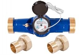 Счетчик холодной воды общедомовой ЭКО НОМ-50Х-ДГ-300 (импульсный выход)