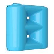 Бак для воды Акватек Combi  W-1500 BW (сине-белый) с поплавком