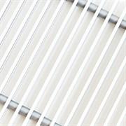 Решетка декоративная Techno РРА 250-600 серебро