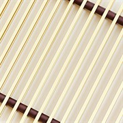 Решетка декоративная Techno РРА 150-1100 золото