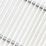 Решетка декоративная Techno РРА 350-1400 серебро