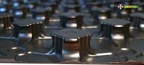 Теплоизоляционные плиты для теплого пола ЭКОПОЛ 1 (0,88 м2)