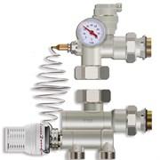Насосно-смесительный узел для систем отопления TIM JH 1036