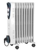 Радиатор масляный ТЕПЛОКС РМ20-09СТ 2,0 кВт