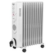 Радиатор масляный ТЕПЛОКС РМ25-11ТВ 2,5 кВт