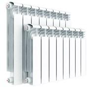 Алюминиевый радиатор Rifar ALUM 350, 4 секции