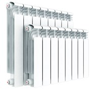 Алюминиевый радиатор Rifar ALUM 500, 13 секций