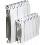 Биметаллический радиатор SIRA RS 500 4 секции