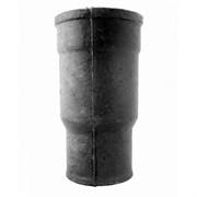 Патрубок ЧК чугунный компенсационный 100х450 мм