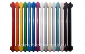Комплексная покраска чугунного радиатора МС-140 1 секция (матовый)