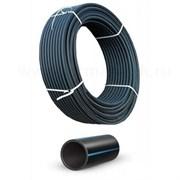 Труба полиэтиленовая ПНД (ПЭ 100) 63 х 3,8 мм SDR 17 (бухта 100 м)