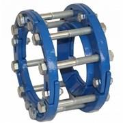 Ремонтное уплотнение раструбных соединений РУРС ДУ 250 (270-276 мм)