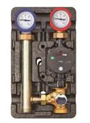 Группа быстрого монтажа TIM NG-MK-0101 со смесительным клапаном без насоса