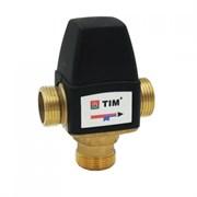 """Клапан смесительный термостатический BL 3110C04 1"""" TIM"""