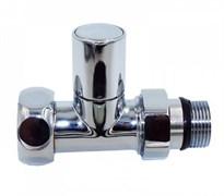 """Вентиль для полотенцесушителя прямой 1""""х1/2"""" ВР-НР KV01-FM042 TIM (пара)"""