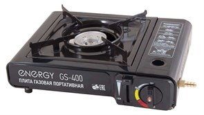 Газовая плита портативная ENERGY GS-400