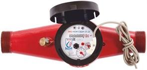 Счетчик воды универсальный ЭКО НОМ-СВДМ-25 чугун ДГ +КМЧ (импульсный выход)