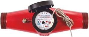 Счетчик воды универсальный ЭКО НОМ-СВДМ-40 чугун ДГ +КМЧ (импульсный выход)