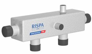 Коллектор распределительный для отопления RISPA К 60-3В
