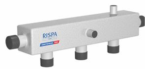 Коллектор распределительный для отопления RISPA К 60-4В