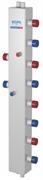 Коллектор модульный вертикальный RISPA КМВ 60-4В