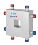 Коллектор модульный с гидрострелкой RISPA ГРУ+КМГ (П) 50-3В