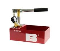 Насос опрессовочный ручной B-Test 25 BREXIT