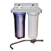 Система очистки воды 2 ступени RISPA Expert RFSF 04-25