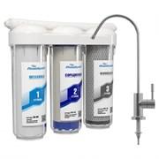 Система очистки воды 3 ступени АКВАБРАЙТ АБФ-ТРИА - СТАНДАРТ