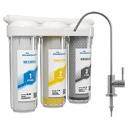 Система очистки воды 3 ступени АКВАБРАЙТ АБФ-ТРИА - УМЯГЧЕНИЕ