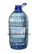 Вода дистиллированная 5 литров
