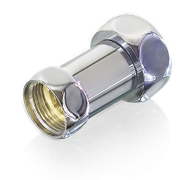 """Соединитель для полотенцесушителя прямой 1""""х3/4"""" ВР-ВР TIM K5-SFF043 (пара)"""