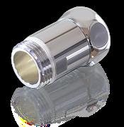 """Соединитель для полотенцесушителя прямой 1/2"""" ВР-НР TIM K6-SFM022 (пара)"""