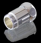 """Соединитель для полотенцесушителя прямой 3/4"""" ВР-НР TIM K6-SFM033 (пара)"""