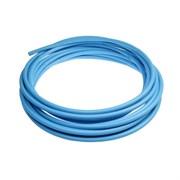 Труба полиэтиленовая ПНД (ПЭ 100) 20 х 2,0 мм SDR 11 (бухта 100 м) синяя